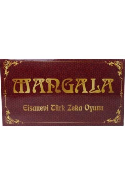 Temel Mangala Efsanevi Türk Zeka Oyunu