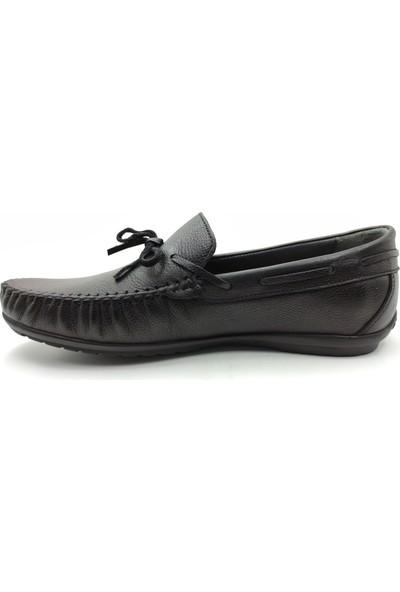 Artmen Plus Serisi Hakiki Deri Loefer Erkek Siyah Günlük Ayakkabı