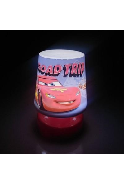 Eslight Cars Mini Abajur Gece Lambası