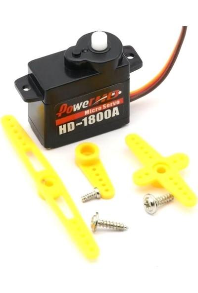 Pololu Power Hd Mikro Servo HD-1800A