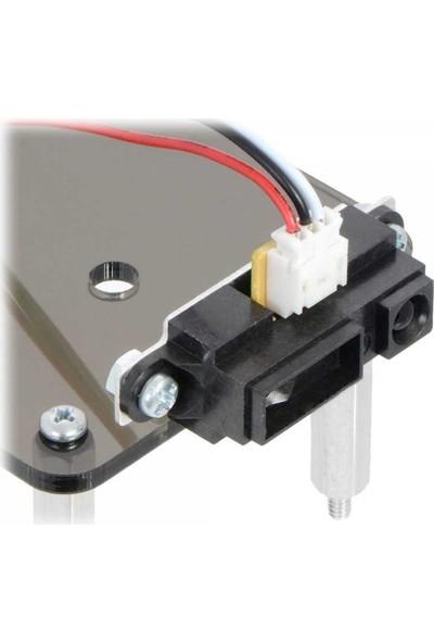 Pololu Sharp Sensörler Için Paralel Montaj Aparatı - Sensör Tutucu