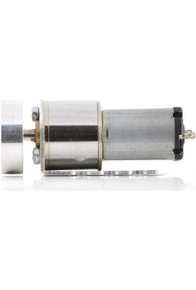 Pololu Universal Alüminyum 3mm Şaft Montaj Hubı - M3 Delikli - 2 Adet