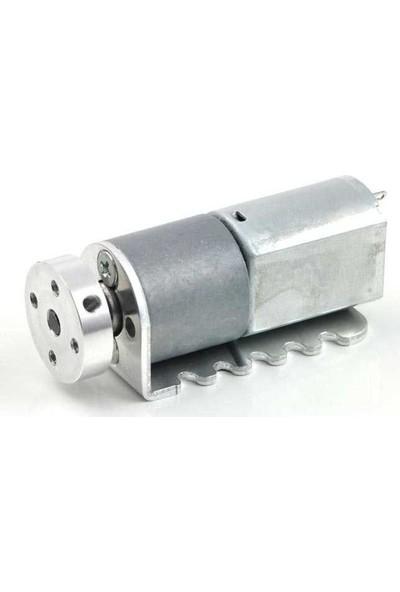 Pololu Dc Motor Üniversal Alüminyum Bağlantı Aparatı Kaplin - 4mm - M3 Delikli (2 Adet)