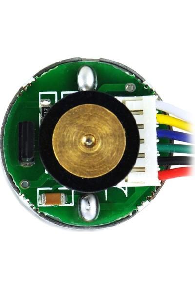 Pololu 25D mm Metal Redüktörlü Motorlar Için 48 Cpr Enkoder Ile Hp 12V Motor (No Gearbox)