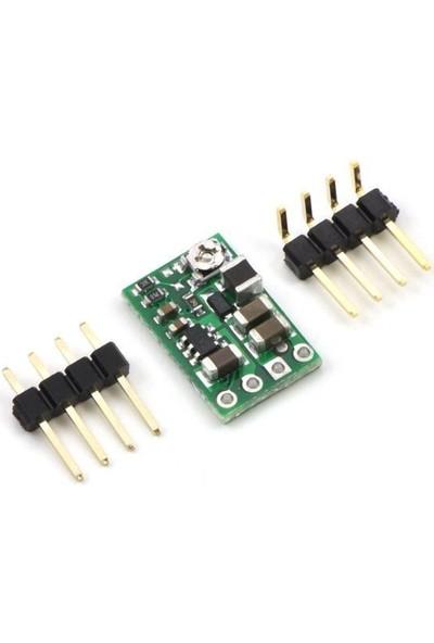 Pololu D24V6AHV Voltaj Düşürücü Regülatör Devresi