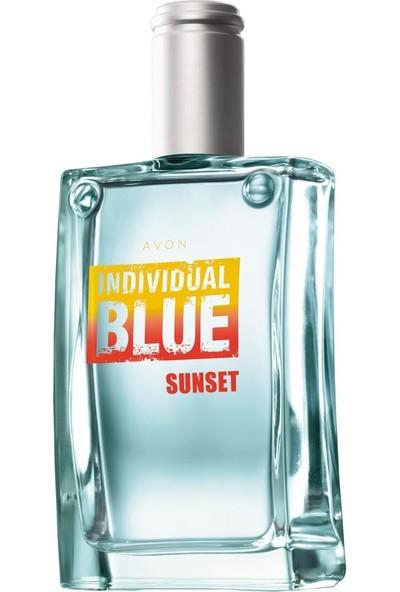 Avon İndividual Blue Sunset Edt 100 ml Erkek Parfüm