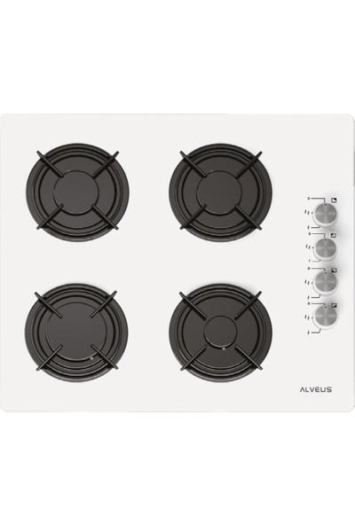 Alveus Sofya 2'li Beyaz Ankastre Set (GLS640B -MFA614B)