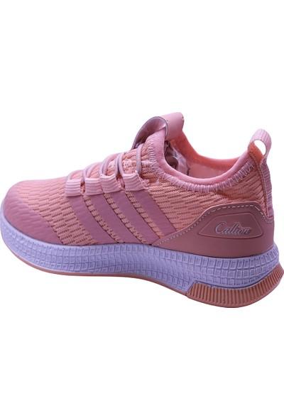 Callion 3636 Taban Bağcıksız Çocuk Spor Ayakkabı