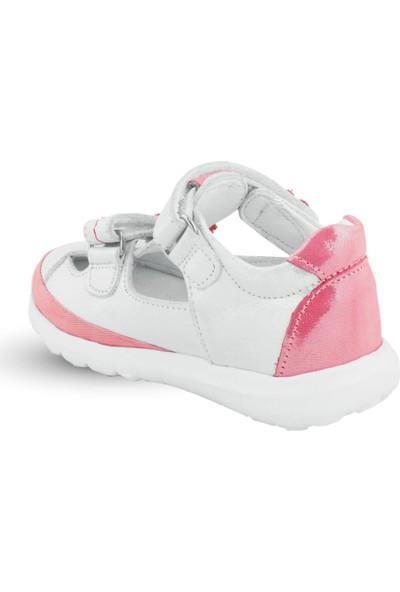 Kız Bebek Çocuk Ortapedik Sandalet Ayakkabı