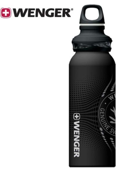 Wenger Bottle Tops (Matara) -Siyah - 650 ml