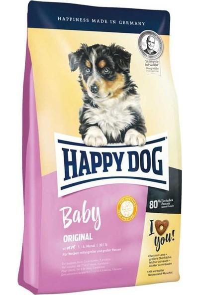 Happy Dog Baby Yavru Köpek Maması 4 kg 5'li Set Idili