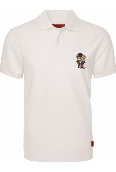 John Frank Identity Pola Yaka Erkek T-Shirt