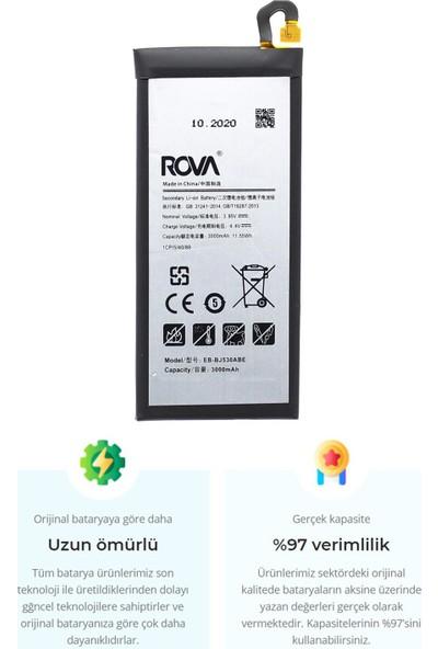 Rova Samsung J5 Pro 2017 SM-J530 Batarya 3000MAH