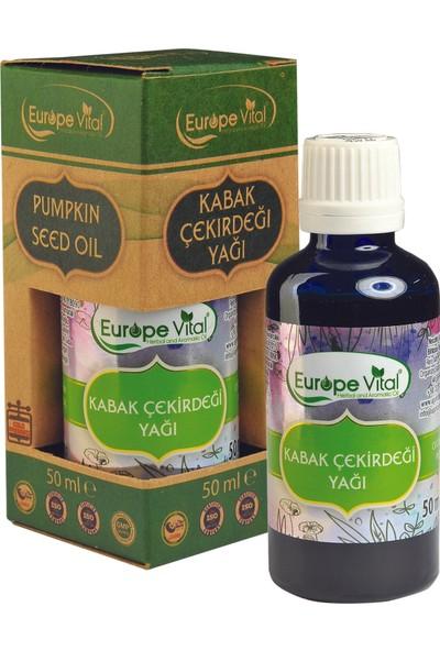 Europe Vital Tatlı Badem Yağı Sweet Almond Oil 50 ml