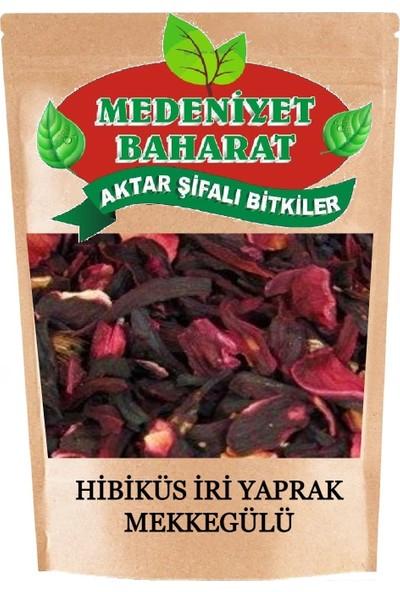 Medeniyet Baharat Hibisküs - Hibiskus (Mekke Gülü - Nar Çiçeği) 250 gr