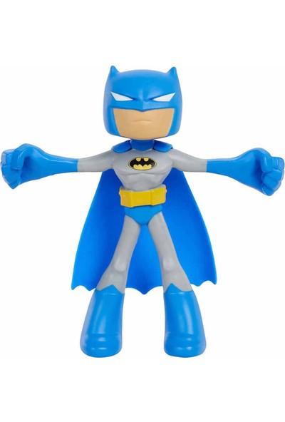 Dc Justice League Bükülebilen Figürler 10 cm GGJ04 - Batman (Mavi)