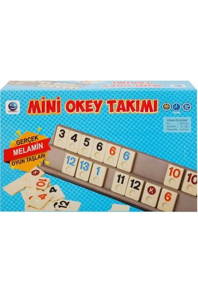 Smile Games Mini Okey Takımı