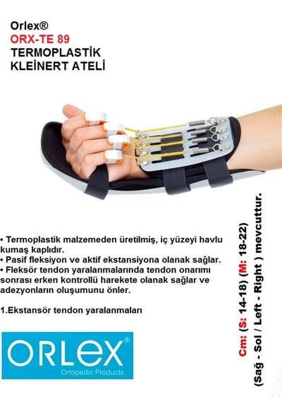 Orlex® Termoplastik Kleinert Ateli ( Sol El ) Orx-Te 89