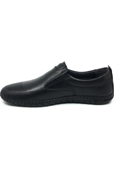 Öz Soylu Deri Yazlık Erkek Günlük Çarık Ayakkabı 40-47