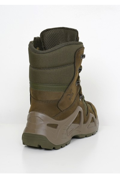 Vogel Tactical M1491 Fermuarlı Haki Renk Askeri Bot