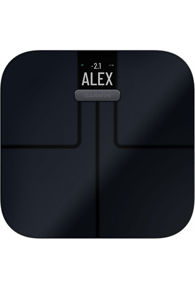 Garmin Index 2 Akıllı Tartı - Siyah 010-02294-12