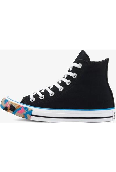Converse Chuck Taylor All Star Marbled Mash-Up Kadın Günlük Ayakkabı - 570291C