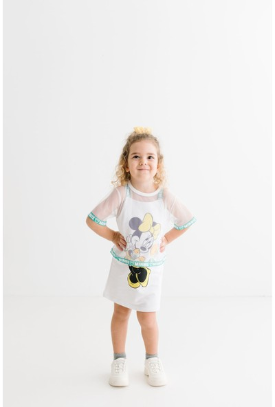 Minnie Mouse Lisanslı Çocuk Takım 17378