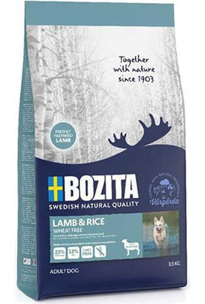 Bozita Kuzu Etli Buğdaysız Yetişkin Köpek Maması 3,5 kg 5'li Set Idili