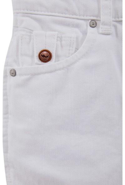 Ltb Anders x B White Erkek Çocuk Jeans Şort