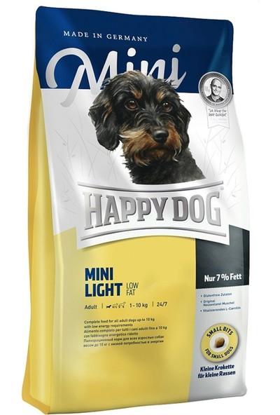Happy Dog Mini Light Küçük Irk Köpek Maması 4 kg 2'li Set Idili