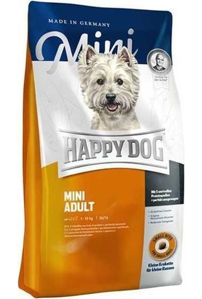 Happy Dog Fit & Well Adult Mini Yetişkin Köpek Maması 4 kg 3'lü Set Idili