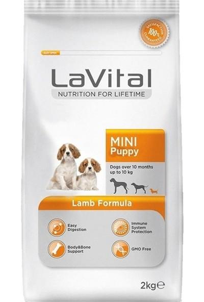 La Vital Kuzulu Mini Yavru Köpek Maması 2 kg 3'lü Set Idili