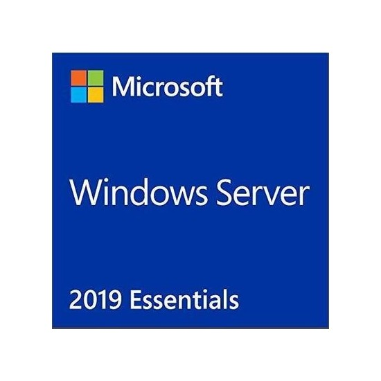 Dell Rok Wındows Server 2019 Essentıals 2skt 634-BSFZ 25 User