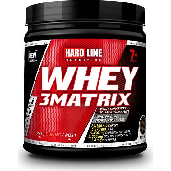 Whey 3matrix Protein Tozu Çikolata 210 gr