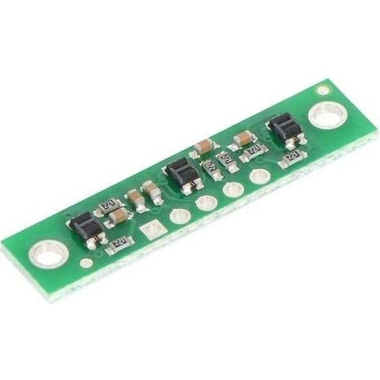 Pololu Qtr-3rc Kızılötesi Dijital Sensör Devresi