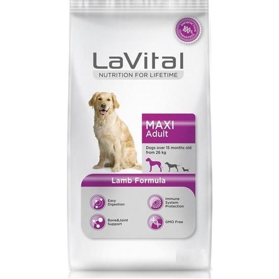 La Vital Maxi Puppy Lamb Kuzu Etli Yavru Köpek Maması 3 kg Idili