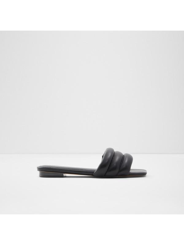 Aldo Goanı Sandalet Terlik - Siyah