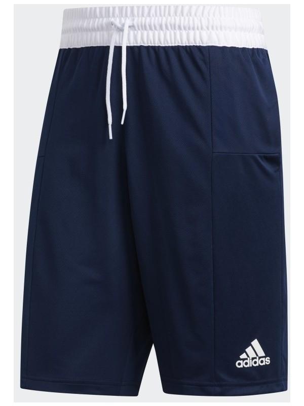 Adidas Sport 3 Bantlı Şort