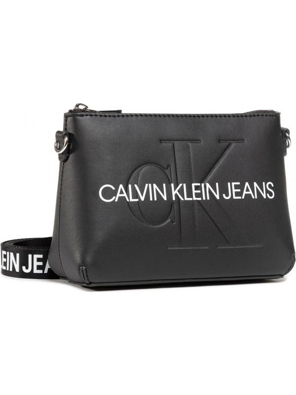 Calvin Klein Black Camera Pouch Çapraz Askılı Çanta K60K607199