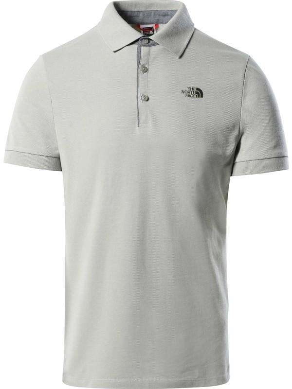 The North Face Cev4 Premium Polo Piquet Erkek T-Shirt