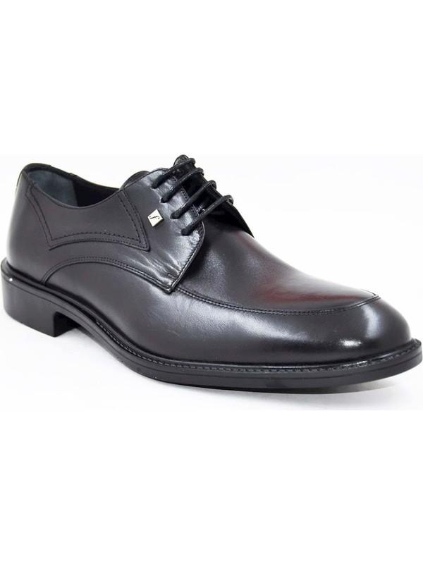 Fosco 8612 Lzr Mr Klasık Siyah Erkek Ayakkabı