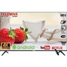 "Telenova 50U9001 50"" 127 Ekran Uydu Alıcılı 4K Android LED Tv"