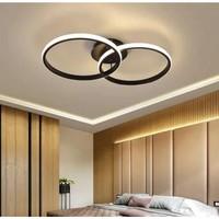 Burenze Plafonyer Kahverengi Kademeli Concept LED Avize BURENZE838