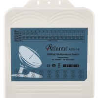 Atlanta Ads-16 1X16 Multiprotocol Diseqc Switch