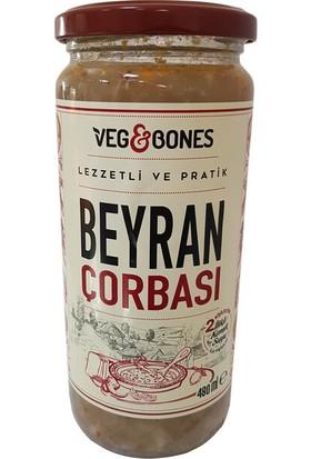 Veg&bones Beyran Çorbası 480 gr