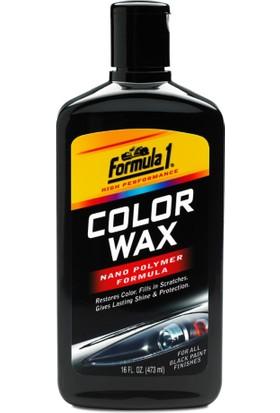 Formula 1 Renkli Sıvı Cila 473 ml FF1-5464 (Siyah)