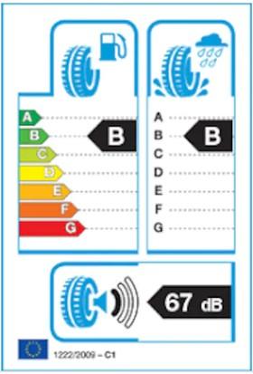 Bridgestone 185/60 R15 84H Ecopia EP150 Oto Yaz Lastiği ( Üretim Yılı: 2021 )