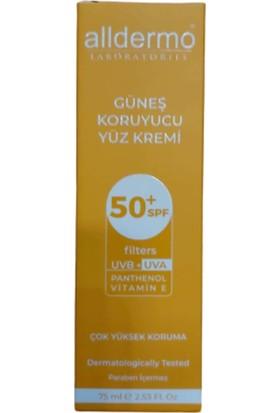Alldermo Spf 50 Anti-Aging Krem 50 ml