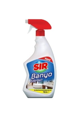 Sır Sprey Banyo Temizleyici 750 ml 2'li