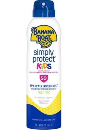 Banana Boat Çocuklar Için Güneş Koruyucu Sprey Losyon SPF50 175 ml
